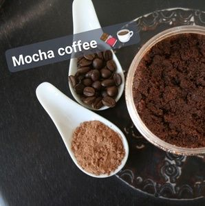 Other - Mocha coffee sugar exfoliation body scrub